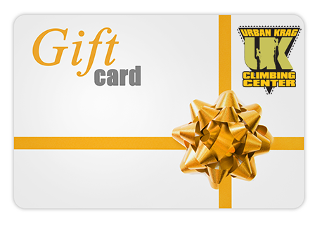 Urban Krag Gift Card